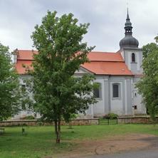 Kostel sv. Vojtěcha ve Vejprnicích